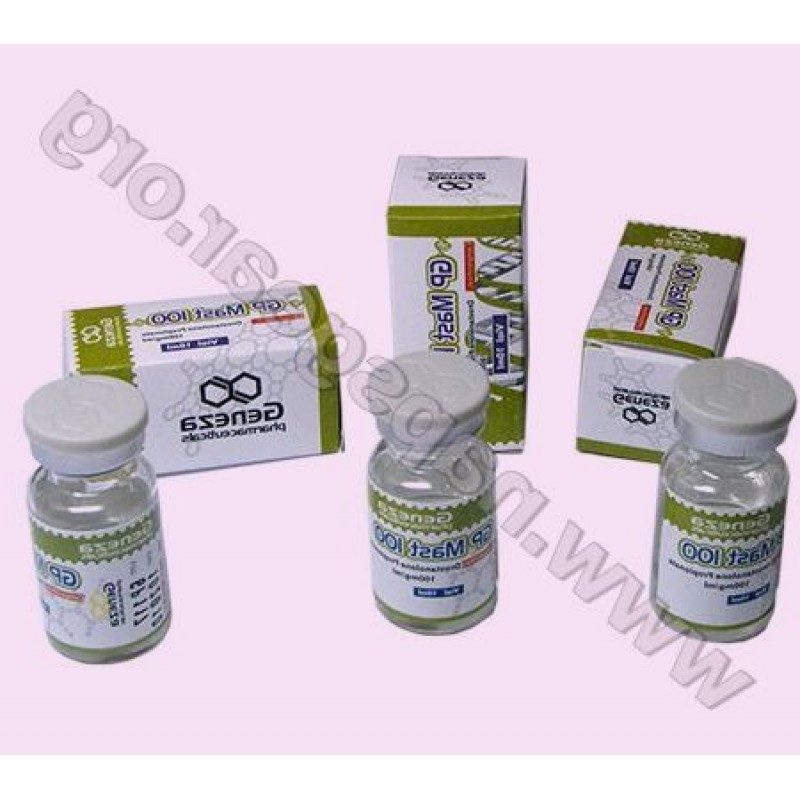 GP Mast 100 (Masteron) - 10 vials(10 ml (100 mg/ml))